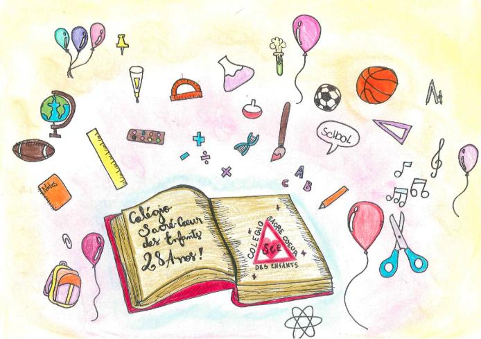 Desenho da Aluna Rafaela 7º ano